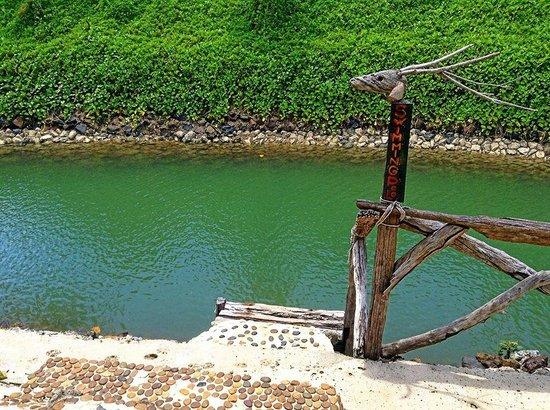 Pano Resort: Natural Swimming Pool