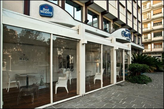 Best Western Hotel Plaza : Esterno Hotel