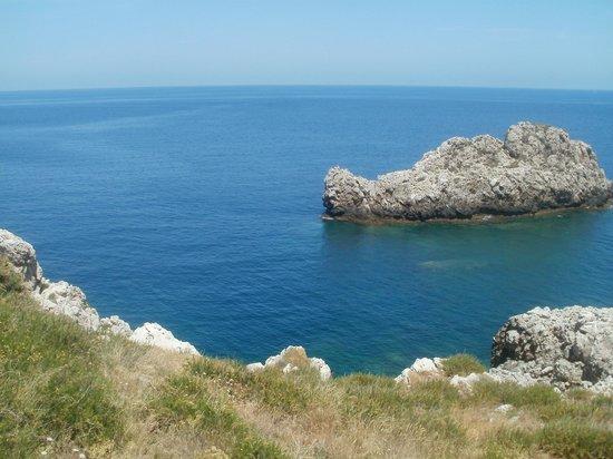 B&B Sicilio: Kafara beach