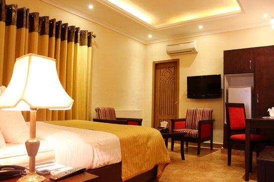 Oasis Residency: Room