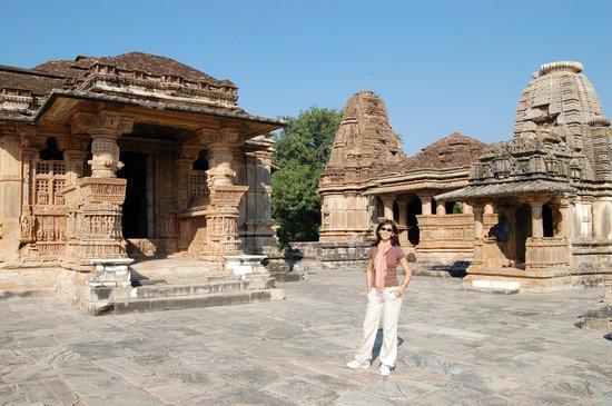 Eklingji Temple: templos
