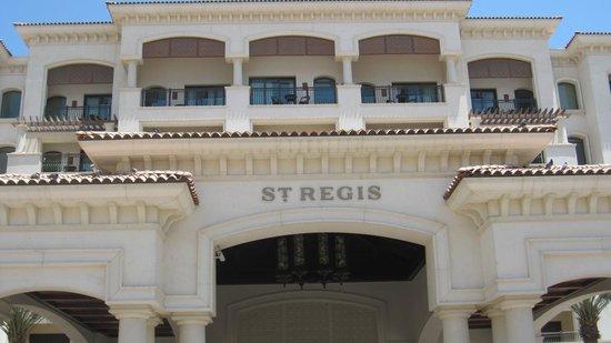 The St. Regis Saadiyat Island Resort: The St. Regis