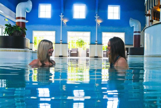 Alton Towers Spa: Aqua Relaxation Rooms