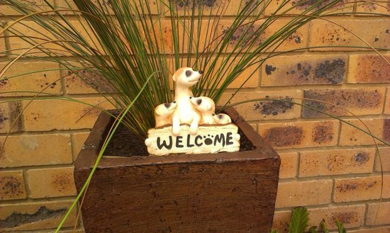 Duneside Guest House: Welcome :-)