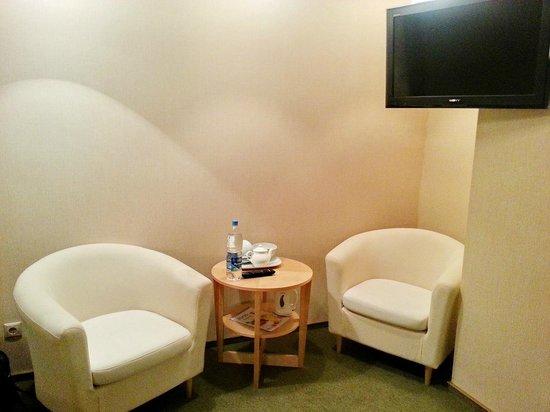 Meridian Hotel: Зона отдыха