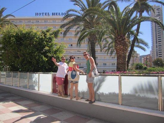 Tripadvisor Hotel Helios Benidorm
