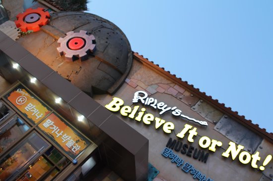 Ripley's Believe It or Not Museum: Exterior View of the Museum