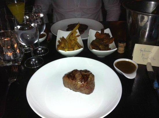 Gaucho Manchester: Best steak I've ever eaten