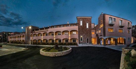 Grand Hotel Resort Ma And Ma La Maddalena Sardinien Italien
