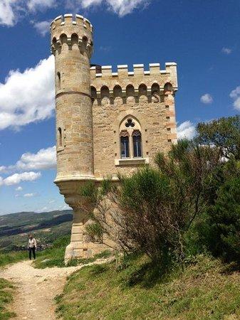 Musée Domaine de l'abbé Saunière : The Castle Tower