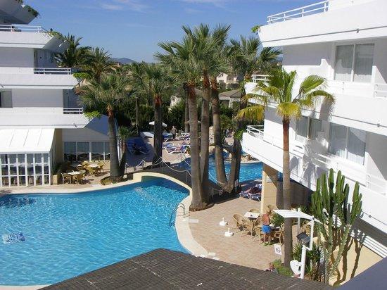 Viva Eden Lago : Hotel vue