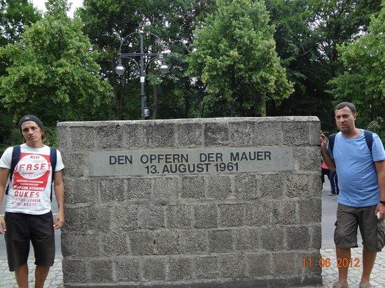 柏林墙小道