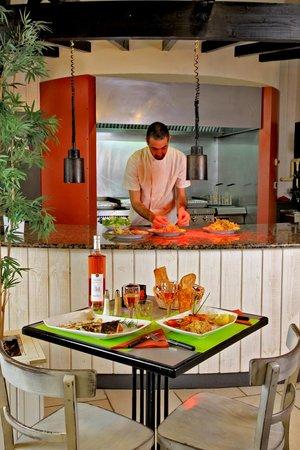 Logis Clem'otel : restaurant
