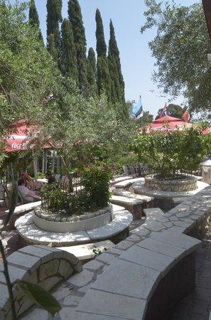 San Marino Garden Picture Of San Marino Sto Achillion Corfu