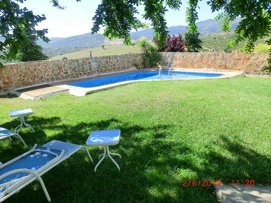 Finca Monton de Trigo: piscina