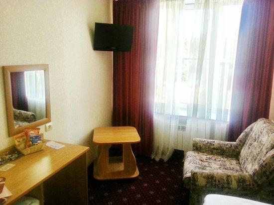 Amaks Park-hotel: Номер