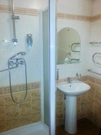 Amaks Park-hotel: Ванная