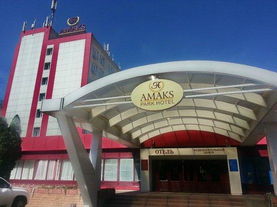 Amaks Park-hotel: Отель