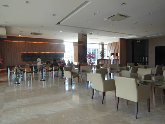 Hotel 61 Medan: Medan Hotel 61 Lobby