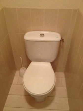 Hotel de France: WC