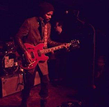 Blues Kitchen Camden Review