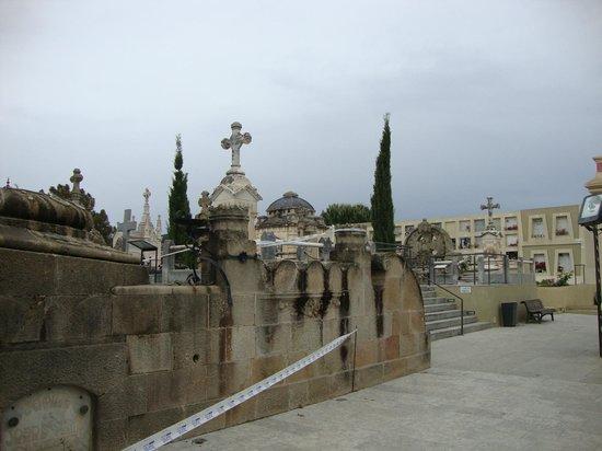 Modernist Cemetery : Кладбище