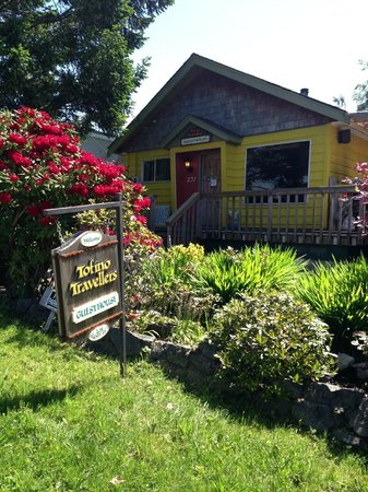 Tofino Travellers Guesthouse : Bed & Breakfast, Guesthouse, Kanada, Vancouver, Tofino, Vancouver Island