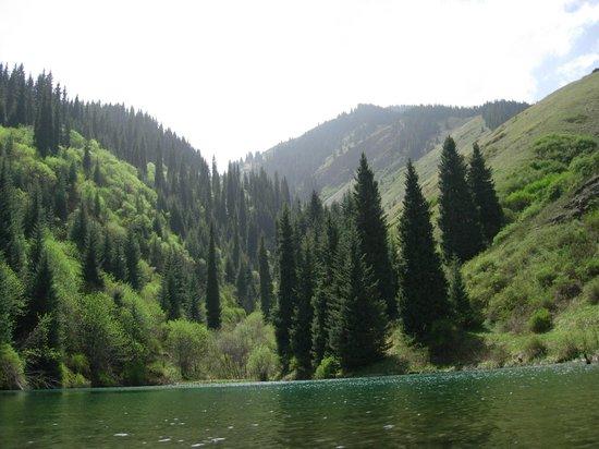 Kolsai Lakes : в горах