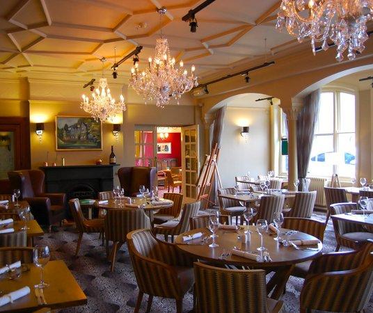Llugwy Restaurant: Llugwy River Restaurant