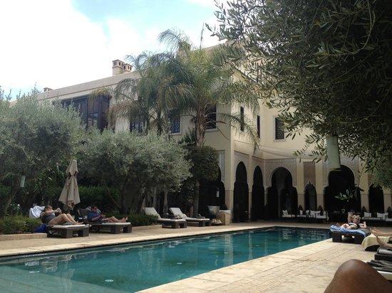 La Villa des Orangers - Hôtel: Main Pool Area