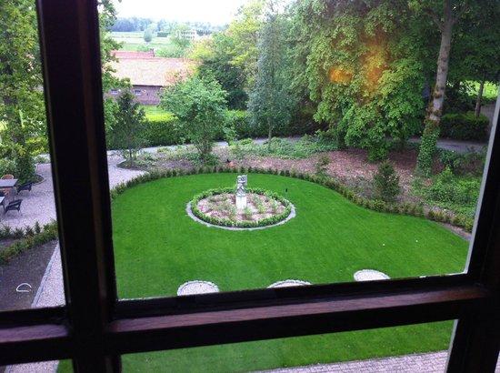 Hotel Torenhof: Vue depuis la chambre