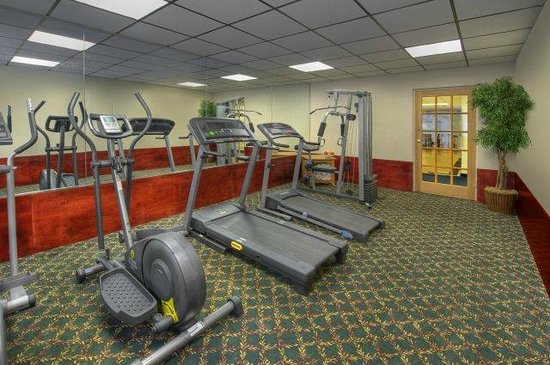 Travelodge Bradley Airport : Fitness Center