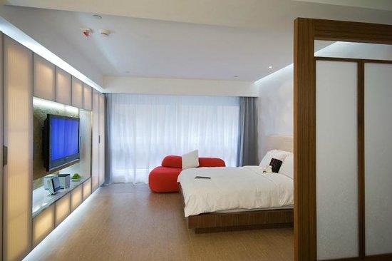 V Wanchai Hotel: Deluxe Premium Studio