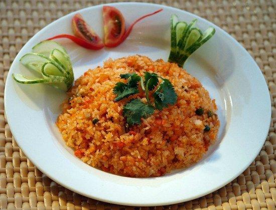 Nhat Lien : Fried Rice
