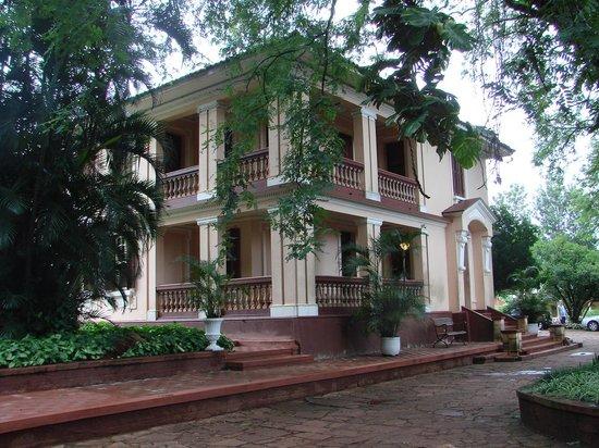Araraquara, SP: casa sede