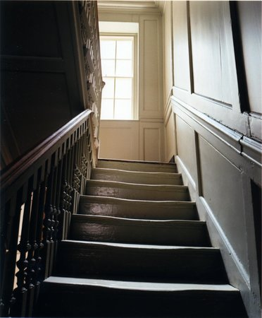 Central Staircase at Benjamin Franklin House