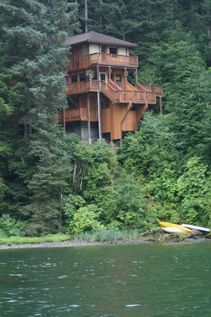 Alaska Beach House Bed & Breakfast : Alaska Beach House