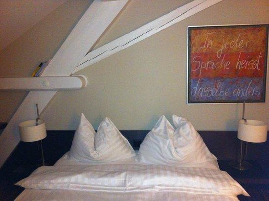 Altstadt Hotel: Bed