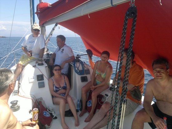 Trogir Sailing: Rent a boat with skipper