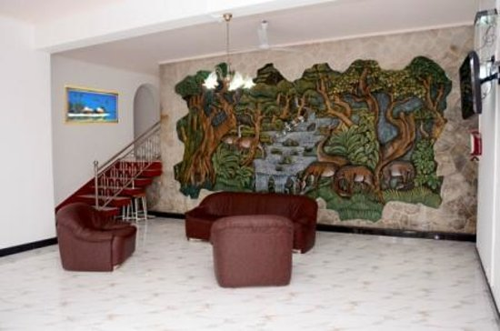 Kandy Hills Resort : Lobby