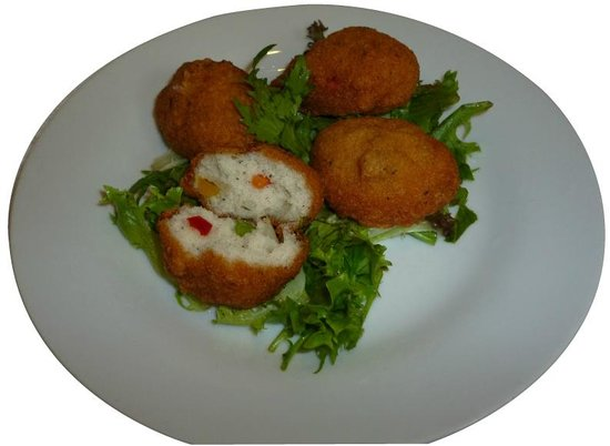 Jollof Cafe : Koose Nuggets