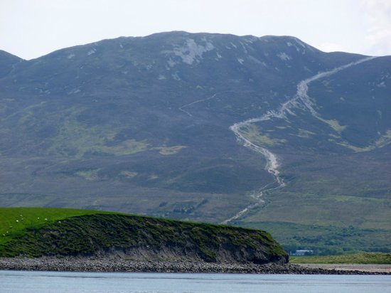 Clewbay Cruises : Access to the Reek (Croagh Patrick)