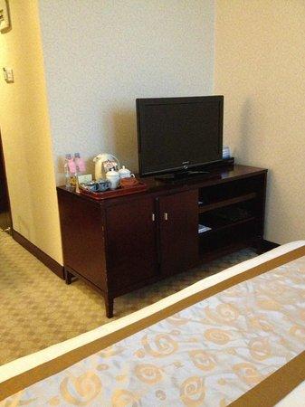 Majestic Hotel: TV