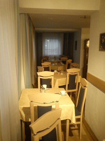 Hotel Haunsperger Hof: Dining room