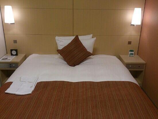 Richmond Hotel Aomori: コンフォートダブル