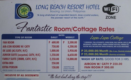 Cheap Beach Resorts In Bauang La Union