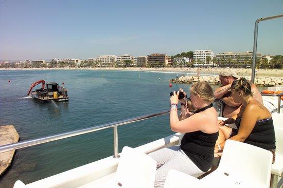 Creuers Costa Daurada: Blick auf die Kueste