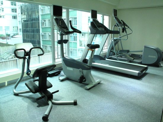 V Causeway Bay 2 Serviced Apartments: Fitness Room