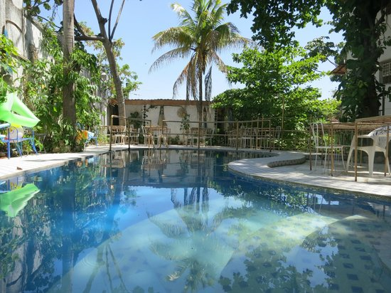 Pacot Breeze Hotel: Pool