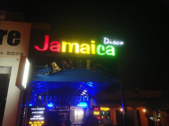 Houda Yasmine Hammamet : Jamaica Disco